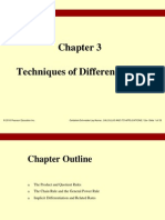 Technique of Differentiation Ppt 03