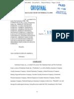 Fairholme Lawsuit