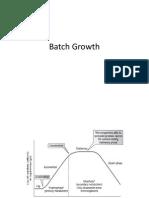 Batch Growth MI