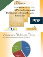 Alvaro Pimentel. Soluciones de Aislamiento Con Poliuretano Proyectado. Ipur