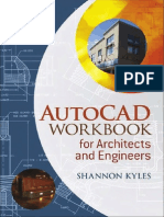 AutoCAD Workbook for Architects and Engineers
