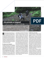 ¿Pirámides en Llanganati? (Ecuador)