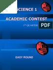 Easy SCIENCE Quiz