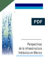 Infraestructura Hidráulica en el 2009