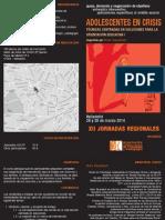 Diptico Final XII Jornada ACLPP