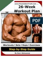 28 Weeks Workout Plan