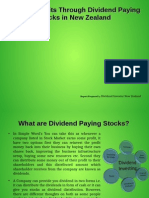 How to Pick Best Dividend Paying Stocks in New Zealand