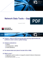 Network Data Tools - Gap Analysis_20091117