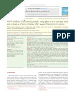 APJTD Published Paper