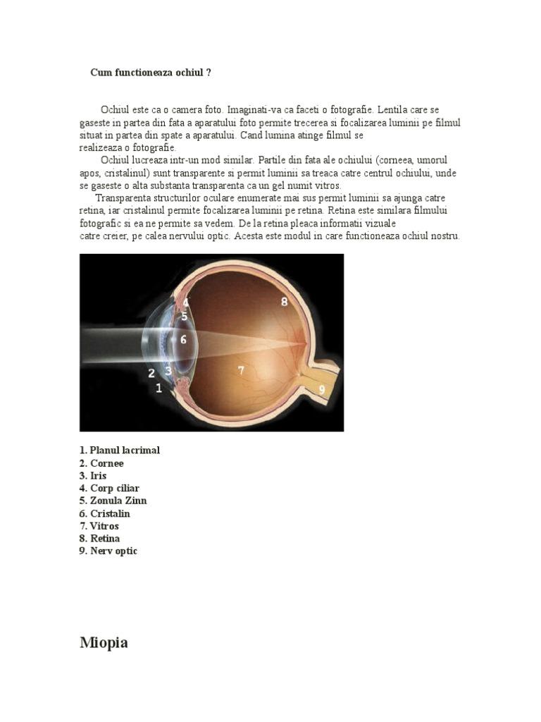 refacerea vederii în caz de meningoencefalită