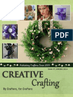 Creative Crafting Spring 2014, Issue 27