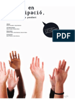 Educar en participació, una assignatura pendent. Fidel Gonzalez, Aida Mestres