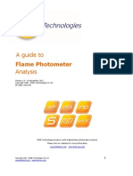 A guide to Flame Photometer Analysis