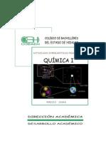 Manual de Quimica 1 Actividades Experimentales
