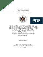exencion y atenuuación tesis doctoral
