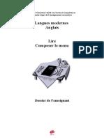 Outils d évaluation secondaire 1dg - anglais - composer le menu - dossier de l enseignant (ressource 956)