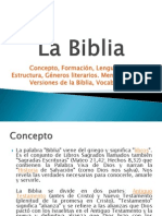 La Biblia - Curso General