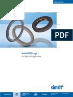 07. Simrit - Broșura Merkel PTFE U-rings