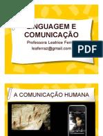 Linguagem e Comunicacao