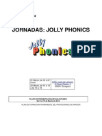 información jornadas phonics_CIFE Juan de Lanuza