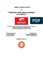 45087468 Airtel Final Project Report 121210003602 Phpapp02