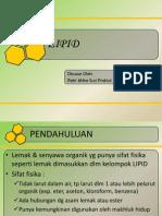 Lipid Biokimia