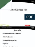 R12 eBusiness Tax-Good