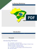 Brazil Localization Workshop