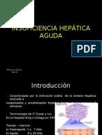 Insuficiencia hepática aguda