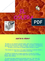 El cólera.ppt