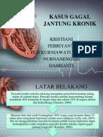 Kasus Gagal Jantung Kronik