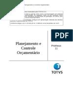 Planejamento e Controle Orçamentário_P11.doc