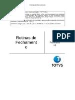 Rotinas de Fechamento_P11.doc