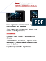 01- Recuperando o Sistema Do Tablet.