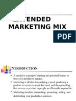 Marketing Mix ASHWIN THOTTUMKARA  FULL PPT