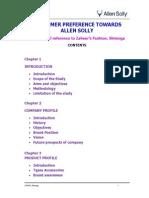 Allan Solly OK1