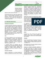 Concreto e Argamassas Projetados e Injetados - ES00315