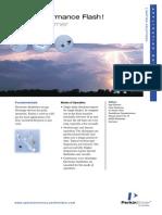 Dts Applicationnotehighperformanceflash Final071004