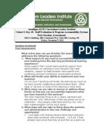 cohort 5- day 8 post assessment