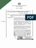 Decreto N°10.144.12 SENAC