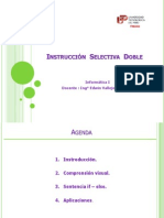 Inf1 Selectiva Doble