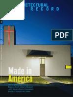 Architectural Record 2011-11