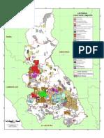 Concesiones Mineras en La Region Cajamarca