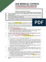 Annual Practicing Certificate (Apc)