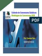 CCE Modelo de Conversores DCM