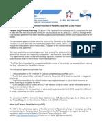 Panama Canal Authority statement | Feb. 27, 2014 (English)