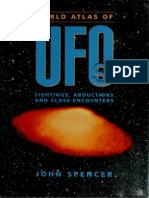 World Atlas of UFOs - John Spencer