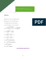 Ejercicio resuelto de ecuaciones bicuadradas (46)
