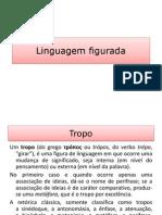 Linguagem figurada - metáfora e metonímia