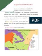 Regionarea Biogeografica a Romaniei